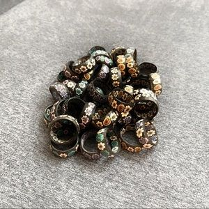 Vintage Jewelry - 1990's VTG Novelty Rings